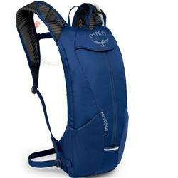 Osprey Katari 7 - with Reservior - Mens-Cobalt Blue