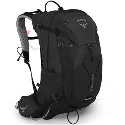 Osprey Manta 24 - with Reservior - Mens-Black