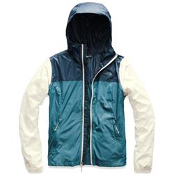 The North Face Cyclone Jacket - Womens-Storm Blue / Blue Wing Teal
