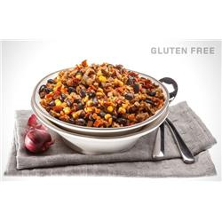 AlpineAire Rice & Bean Bowl with Beef - Gluten Free-Not Applicable