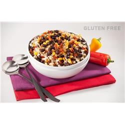 AlpineAire Rice & Bean Bowl with Vegetables - Gluten Free-Not Applicable