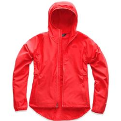 The North Face Flyweight Hoodie - Womens-Juicy Red / Juicy Red