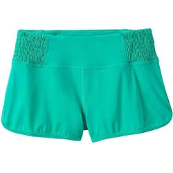 Prana Chantel Shorts - Womens-Aqua Wave