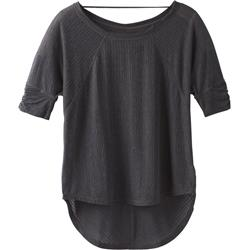 Prana Helani Top - Womens-Black