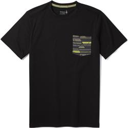 Smartwool Merino 150 Pocket Tee - Mens-Black