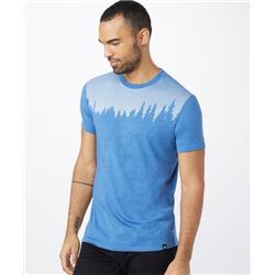 tentree Juniper T - Mens-Delft Blue