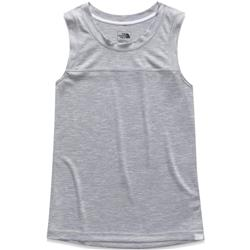 The North Face Hyperlayer FD Tank - Womens-TNF Light Grey Heather
