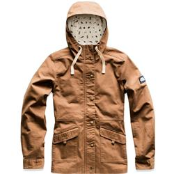 The North Face Ridgeside Utility Jacket - Womens-Cargo Khaki