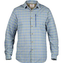 Abisko Hike Shirt LS - Plaid - Mens