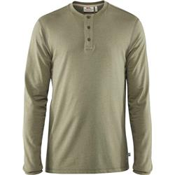Greenland Re-Cotton Buttoned LS - Mens