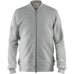 Fjallraven Greenland Zip Cardigan - Mens-Grey