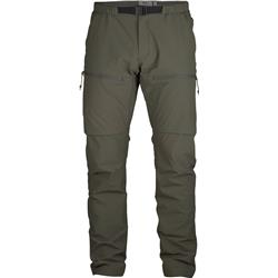 Fjallraven High Coast Hike Trousers - Mens-Mountain Grey