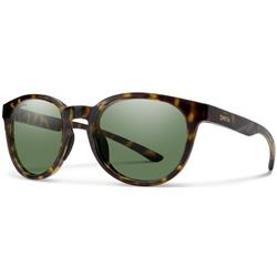 Smith Optics Eastbank, Vintage Tortoise Frame, Chromapop Polarized Gray Green Lens-Not Applicable