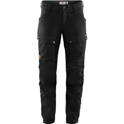 Fjallraven Keb Trousers, Reg - Womens-Black