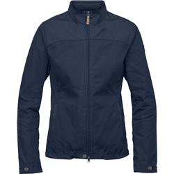 Fjallraven Kiruna Lite Jacket - Womens-Dark Navy
