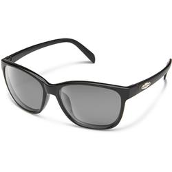 Suncloud Dawson, Black Frame, Polarized Gray Lens-Not Applicable