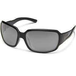 Suncloud Laurel, Black Frame, Polarized Gray Lens-Not Applicable
