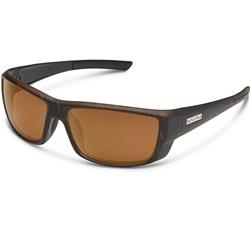 Suncloud Lock, Burnished Brown Frame, Polarized Brown Lens-Not Applicable