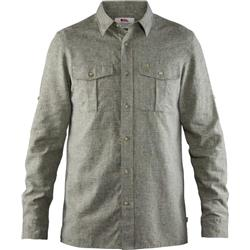 Ovik Travel Shirt LS - Mens