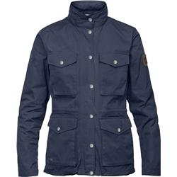 Fjallraven Raven Jacket - Womens-Dark Navy