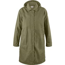 Fjallraven Travellers Jacket - Womens-Savanna