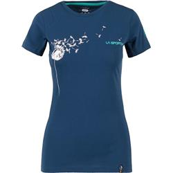 La Sportiva Windy T-Shirt - Womens-Opal