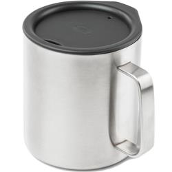 Glacier Stainless 15 fl oz Camp Cup - Brushed