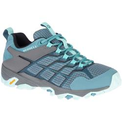 Merrell Moab FST 2 - Womens-Blue Smoke