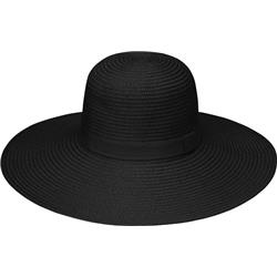 Wallaroo Hats Aria - Womens-Black