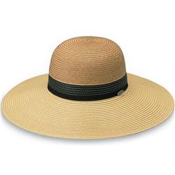 Wallaroo Hats St. Tropez - Womens-Natural Combo