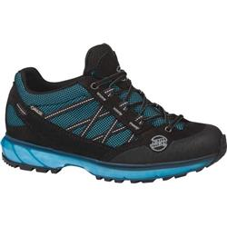 HanWag Belorado II Tubetec Lady GTX - Womens-Black / Ocean