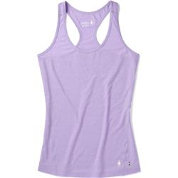 Smartwool Merino 150 Baselayer Pattern Tank - Womens-Cascade Purple