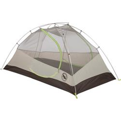 Big Agnes Blacktail 2, 2 Person, 3 Season, Backpacking Tent - Includes Footprint-Gray / Green