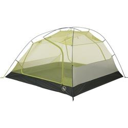 Big Agnes Manzanares HV SL 4 mtnGLO, Superlight Tent-Gray / Green