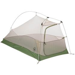 Big Agnes Seedhouse SL 1, 1 Person, 3 Season, Superlight Tent-Ash / Green