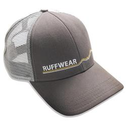 Ruffwear Mountain Trucker Cap-Charcoal