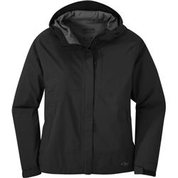 Outdoor Research Guardian Jacket - Womens-Black