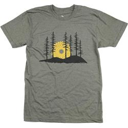 Westcoastees Sprocket Sun T-Shirt - Unisex-Not Applicable