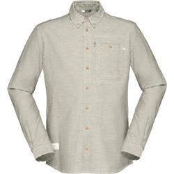 Norrona Svalbard Cotton Shirt - Mens-Sandstone