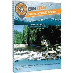 Backroad Mapbooks Southwest BC Fishing - Spiral - 3rd Edition-Not Applicable