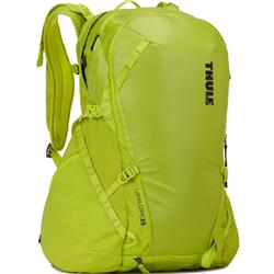Thule Upslope 35L Snowsports Backpack-Lime Punch