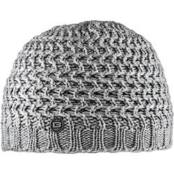 Bula Fishbone Beanie - Womens-Heather Medium Grey