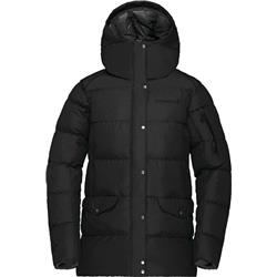 Norrona Roldal Down750 Jacket - Womens-Caviar