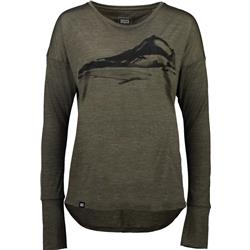 Estelle Relaxed LS - Womens