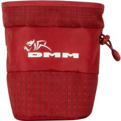 DMM Tube Chalk Bag-Red