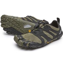 Vibram Five Fingers V-Trail 2.0 - Ivy / Black -  Mens-Not Applicable