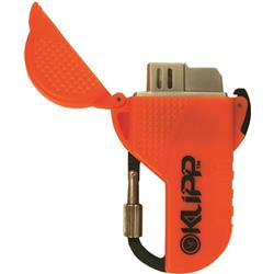 Ultimate Survival Technologies Klipp Lighter - Orange-Not Applicable