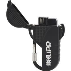Ultimate Survival Technologies Klipp Lighter - Black-Not Applicable