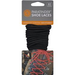 Ultimate Survival Technologies ParaTinder Shoe Laces-Black