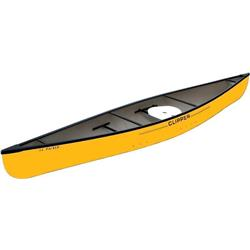 Clipper Packer FG w/Black Trim-Yellow